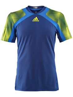Andy Murray Adidas Barricade Summer 2013 #TennisCouture #TennisFashion