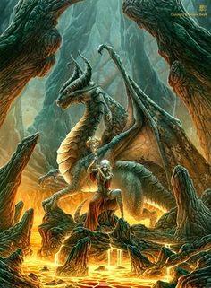 Dragón imagen