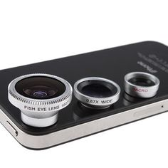 iPhone Lenses by AGPtek. Photography fun for your iPhone!