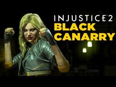 Injustice 2 - Black Canary Official Trailer - http://gamesitereviews.com/injustice-2-black-canary-official-trailer/