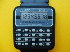számológépes óra