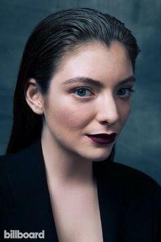 Lorde, on the #Billboard