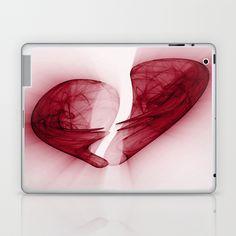 Herzschmerz Laptop & iPad Skin