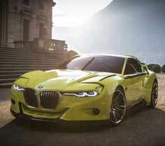 New BMW Prototype