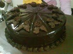 Resepi Kek Coklat Asian Foods Pinterest Food and Cake