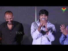 Yaar Ivan Movie Audio launch | Sathish | Sachiin J. Joshi| Esha Gupta |TSN