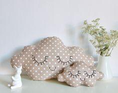 Decorative Cloud Cushions by Zü  - claradeparis.com ♥