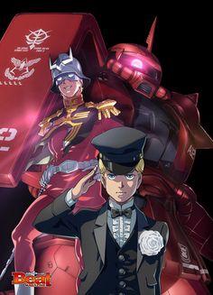 Gundam origin Gundam Wing, Gundam Art, Manga Illustration, Character Illustration, Gundam Wallpapers, Old School Cartoons, Gundam Seed, Mecha Anime, Super Robot