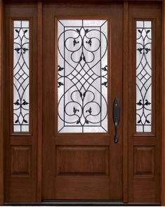Rustic Collection Entry Doors