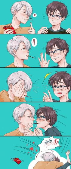 Pocky? by jennyandloiryan.deviantart.com on @DeviantArt