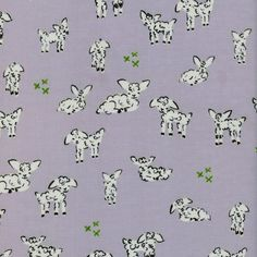 Little Lambs - Grey