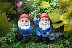 Mooning Gnome Funny Rude Custom Garden Gnome. $99.99, via Etsy.