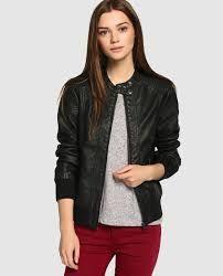 Imágenes Jacket Leather Mejores 37 De Chaquetas Cuero Negras OW1540q4R