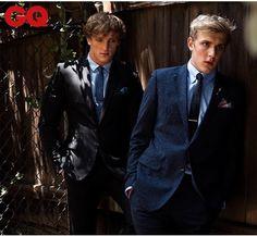 Logan and jake Paul 😍