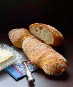 """"""", avagy Gabojsza konyhája: A tökéletes gyökérkenyér Pastry Recipes, My Recipes, Bread Recipes, Cake Recipes, Cooking Recipes, Favorite Recipes, Recipies, Vegan Bread, Bread Bun"""