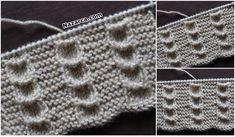 HARAŞO ÖRNEĞİ İLE YÜZÜK ÖRGÜ MODELİ NASIL YAPILIR | Nazarca.com Knitting Stitches, Baby Knitting, Moda Emo, How To Make Rings, Knitted Baby Clothes, Models, Crochet For Kids, Fingerless Gloves, Arm Warmers