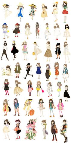 66 Ideas fashion girl illustration inspiration drawings for 2019 66 Ideas fashion girl illustration inspiration dr Character Inspiration, Character Art, Character Design, Character Illustration, Illustration Art, Illustration Inspiration, Fashion Sketches, Cute Cartoon, Oeuvre D'art