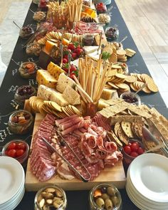 Big Board Cheese and Charcuterie Display is the ultimate in indulgence! Big Board Cheese and Charcuterie Display is the ultimate in indulgence!charcuterie board for large partyNo photo description available. Party Platters, Cheese Platters, Food Platters, Charcuterie Display, Charcuterie And Cheese Board, Charcuterie Platter, Cheese Boards, Antipasto Platter, Wedding Snacks