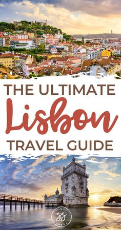 This is the ultimate Lisbon travel guide. Find out about 101 things to do in Lisbon, from architecture to museums to food. Also learn travel tips to make the most of your visit Travel Advice, Travel Guides, Travel Tips, Visit Portugal, Lisbon Portugal, Amazing Destinations, Travel Destinations, Places To Travel, Places To Go