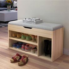 Stools & Ottomans Living Room Furniture Home Furniture fabric+ wood stool tabouret bois minimalist sgabello shoes rack multisize – Top Trend – Decor – Life Style Wood Shoe Rack, Shoe Rack Bench, Diy Shoe Rack, Bench With Shoe Storage, Hidden Storage, Storage Benches, Shoe Racks, Storage For Shoes, Shoe Storage Ideas For Small Spaces