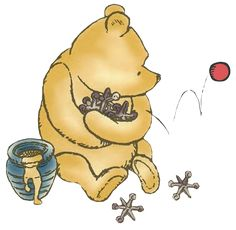 classic winnie the pooh clip art spencer aloysius winnie the pooh rh pinterest com Tigger and Friends Thanksgiving Images Clip Art Tigger Ears