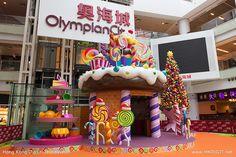 Olympian City Xmas Sweet Paper Tales (hkdigit-20131114-081241)