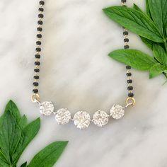 Simple mangalsutra design, diamond mangalsutra, latest mangalsutra design, Modern Mangalsutra