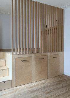 Kids Bedroom Designs, Room Design Bedroom, Room Ideas Bedroom, Home Room Design, Kids Room Design, Small Room Bedroom, Bedroom Loft, Tiny House Design, Deco Studio
