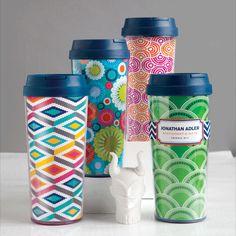 Jonathan Adler travel mugs