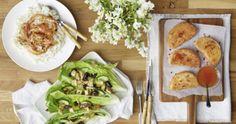 Σαγανάκι με λαδοτύρι Μυτιλήνης