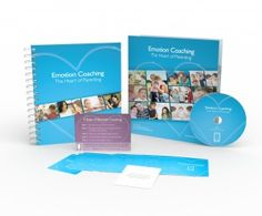 Dr. John Gottman - Emotion Coaching: The Heart of Parenting -  DVD and Handbook