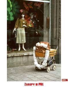 Zakupy w PRL
