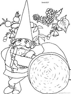 david the gnome coloring pages 18 coloring pages for kids coloring sheets coloring book