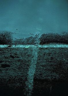 Dark Teal, River, Night, Painting, Outdoor, Art, Outdoors, Art Background, Dark Blue