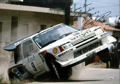 Peugeot 205 rally grB