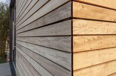 Holzfassade für Ihr Haus