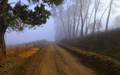Clarens Homeland, South Africa, Landscape Photography, Country Roads, Landscape Photos