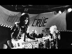 Motley Crue - Too Fast For Love (live 1981) Whiskey - YouTube