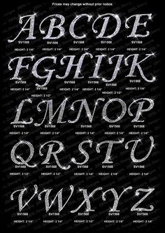 Twisted ENVY GIRL/'S Monogramma Alfabeto Lettera N T-shirt
