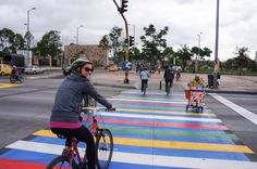 Biking Colombia