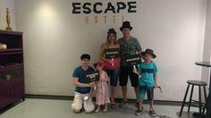 Jogo de Fuga é no Escape Hotel São Paulo