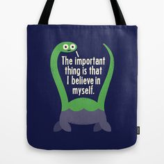 Love love love. :: Myth Understood tote bag by David Olenick
