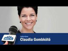 Claudia Gombkötö (Juice Plus Company) beim REKRU-TIER Erfolgstalk