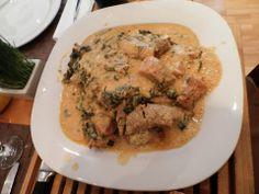 Pork with celery, leeks and egg lemon sauce  #handson #cookinglessons #Greece