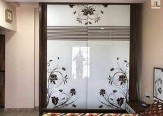 Converted Into Mumbai Glass Sliding Wardrobe Design Wardrobe Interior Design, Wardrobe Design Bedroom, Door Design Interior, Bedroom Furniture Design, Hall Interior, Bedroom Decor, Pooja Room Door Design, Home Room Design, Wardrobe Laminate Design