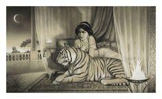"""Desert Princess"" by Edson Campos"
