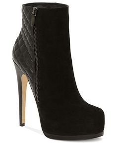 Truth or Dare by Madonna Shoes, Michonski Platform Booties   Web ID: 712772