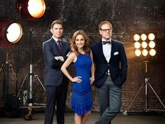 Celebrity chefs represent a dominating social group that influences fashion trends within the restaurant industry. Pictured: Bobby Flay, Giada De Laurentiis, and Alton Brown. Sourced from Food Network Blog.