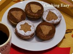 Cooking easy: Cappuccino biscuits