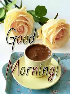Morning Wish, Good Morning Quotes, Afrikaans, Ethnic Recipes, Desserts, Food, Good Morning Wishes, Gud Morning Images, Be Nice